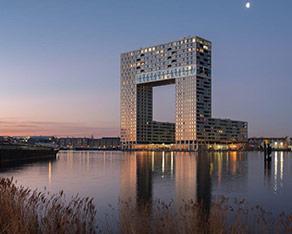 IJDock: Amsterdamse architectuur