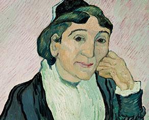 Van Goghs intimi. Vrienden, familie, modellen