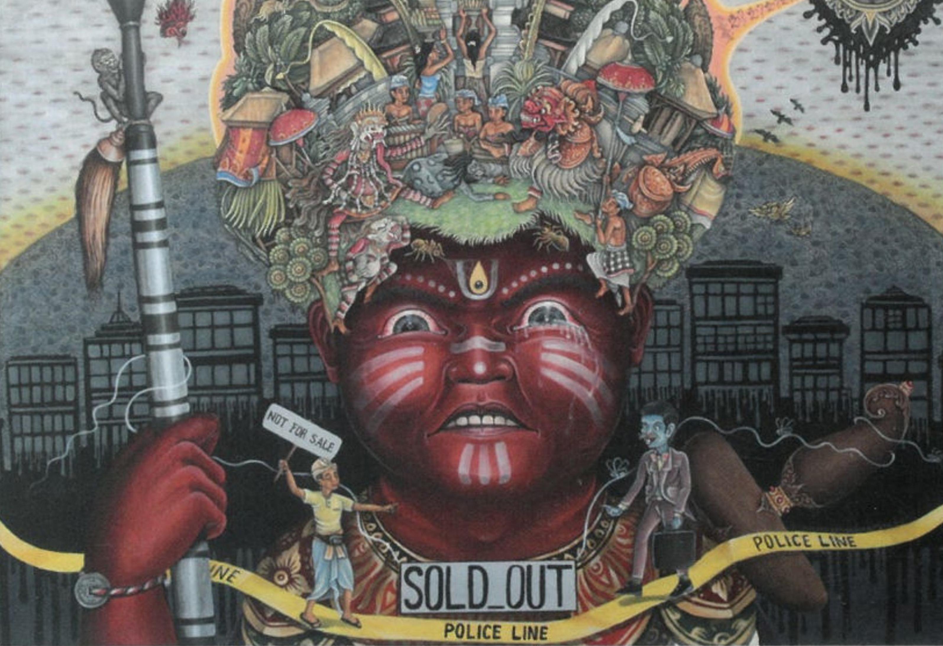 Bali Sold Out - I Wayan Aris