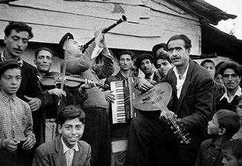 Bulgarije, 1956 © Lucebert / Nederlands Fotomuseum
