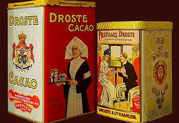 """Droste Cacou, te zien bij de tentoonstelling """"Food is Fictie."""" Beeld: Design Museum Den Bosch"""