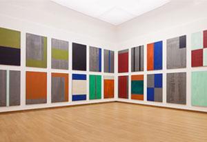 Beeld: Günther Förg, Ohne Titel (1991), Collectie Stedelijk Museum Amsterdam