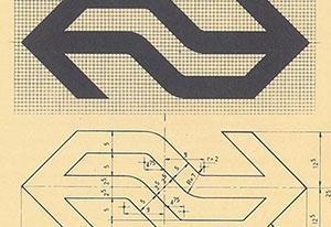 Baanbrekend design: 50 jaar NS-huisstijl