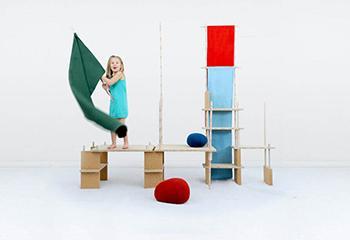 Stéphanie Marin/Studio Smarin - Play YET! - 2018. Beeld: Cobra Museum