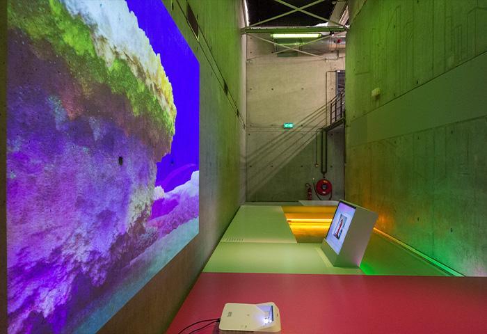 Lithium, Het Nieuwe Instituut 2020. Foto: Johannes Schwartz.