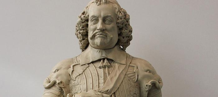 Johan Maurits, Prins van Nassau. Beeld: Mauritshuis.